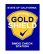 Gold Shield Logo